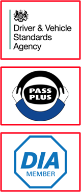 DVSA,-Pass-Plus,-DIA-logos